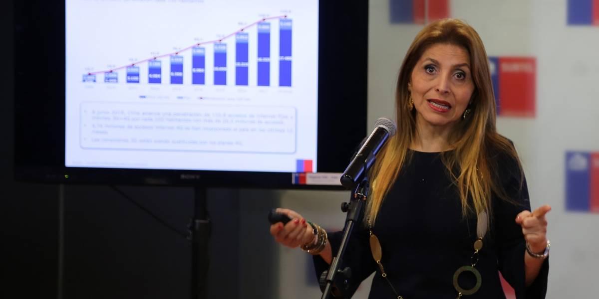 """Subsecretaria Pamela Gidi sobre estudio del Dictuc: """"El informe es pagado por las empresas"""""""
