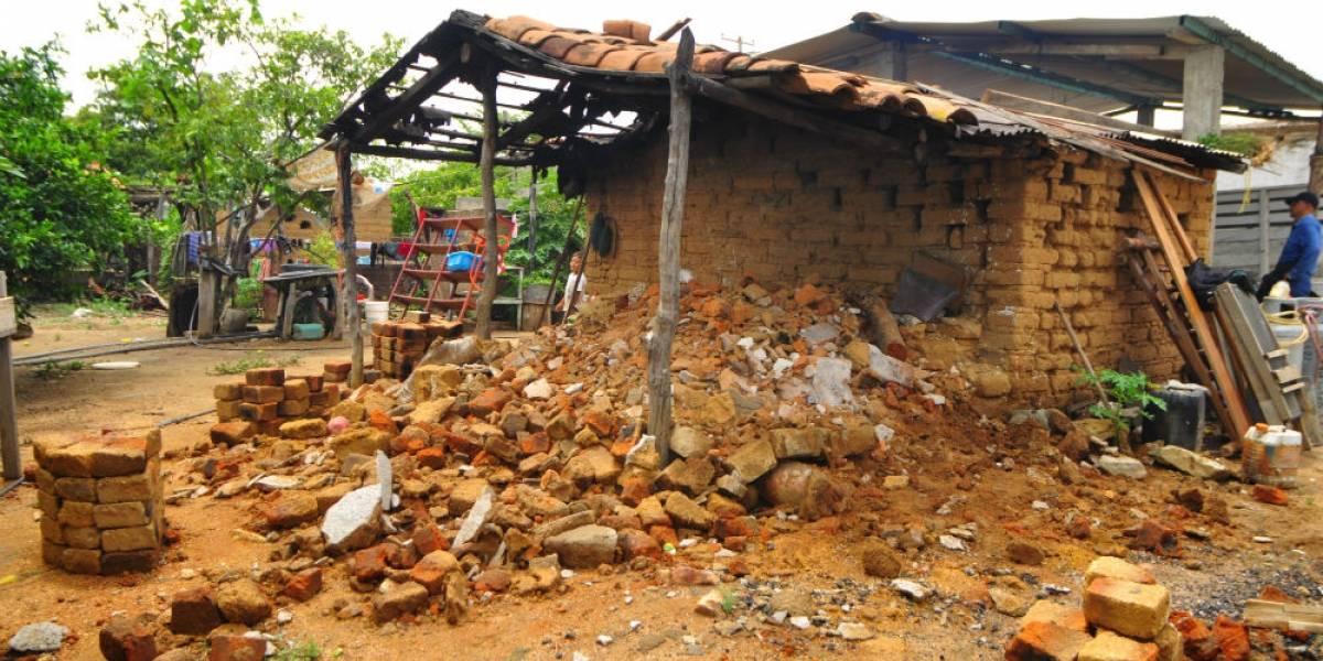 Más de dos mil viviendas siguen dañadas a un año de los sismos de septiembre