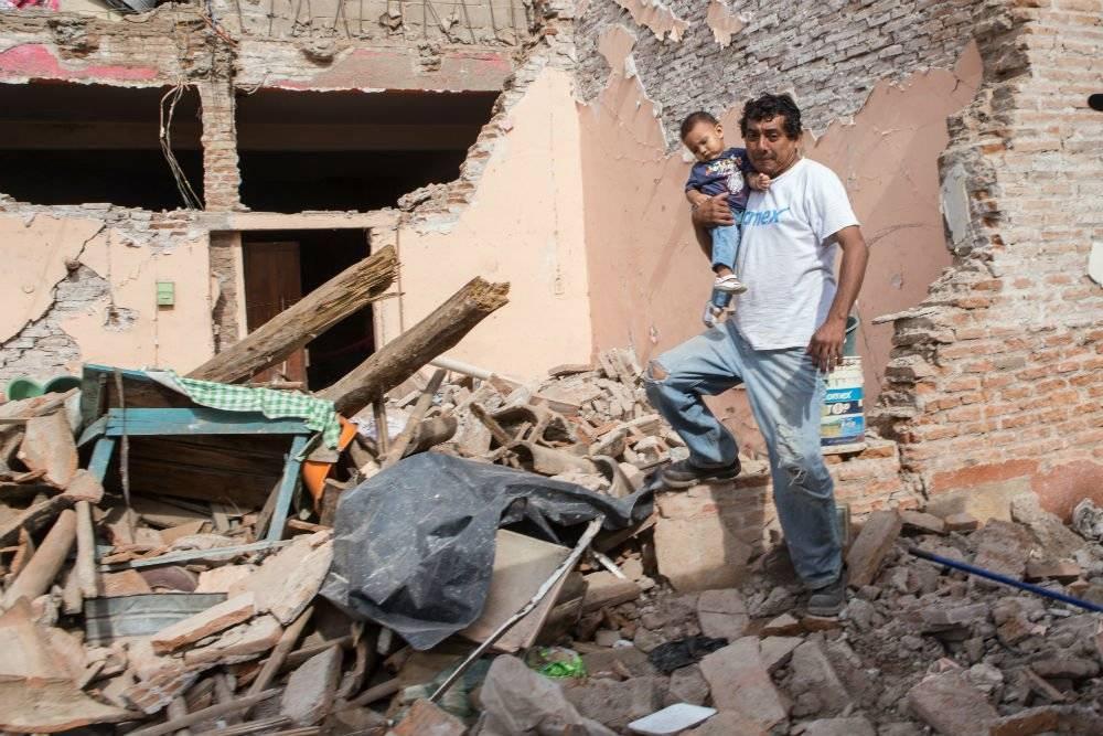 Un año después del terremoto en México