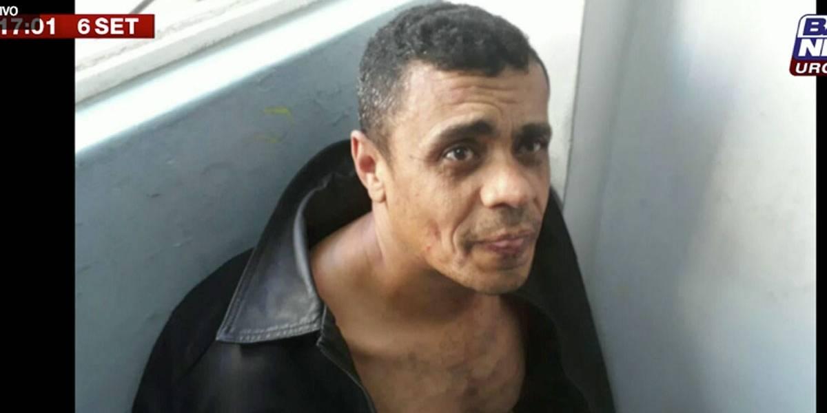 Polícia confirma nome do agressor de Bolsonaro