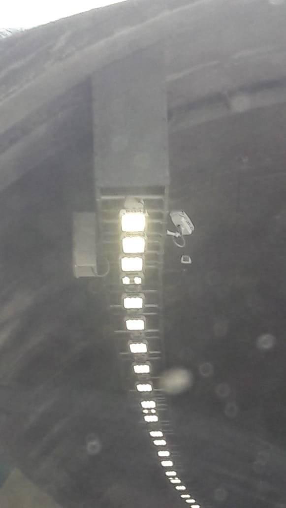 AMT desmiente presencia de radares en túnel Guayasamín