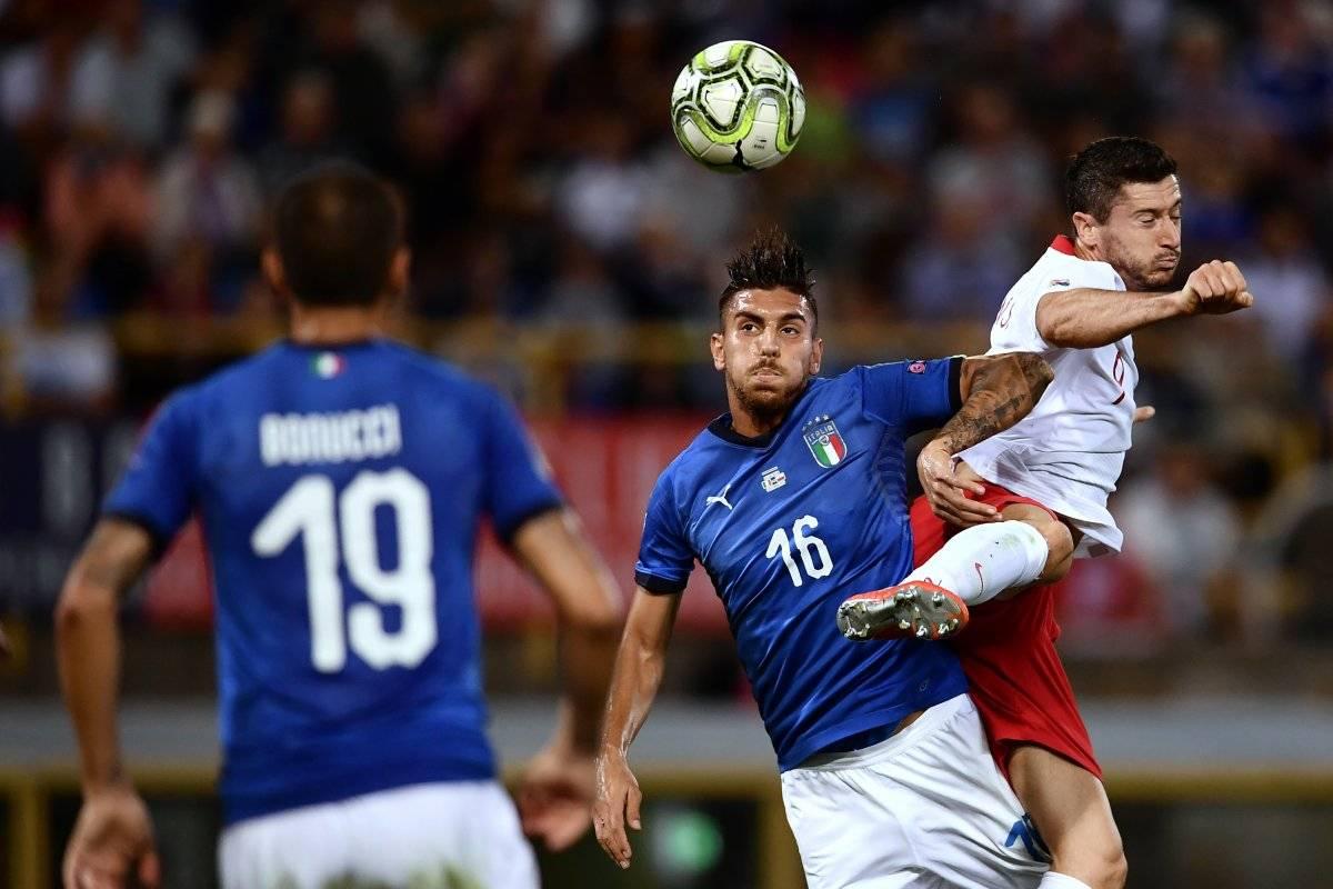 Italia y Polonia igualan en la Liga de Naciones