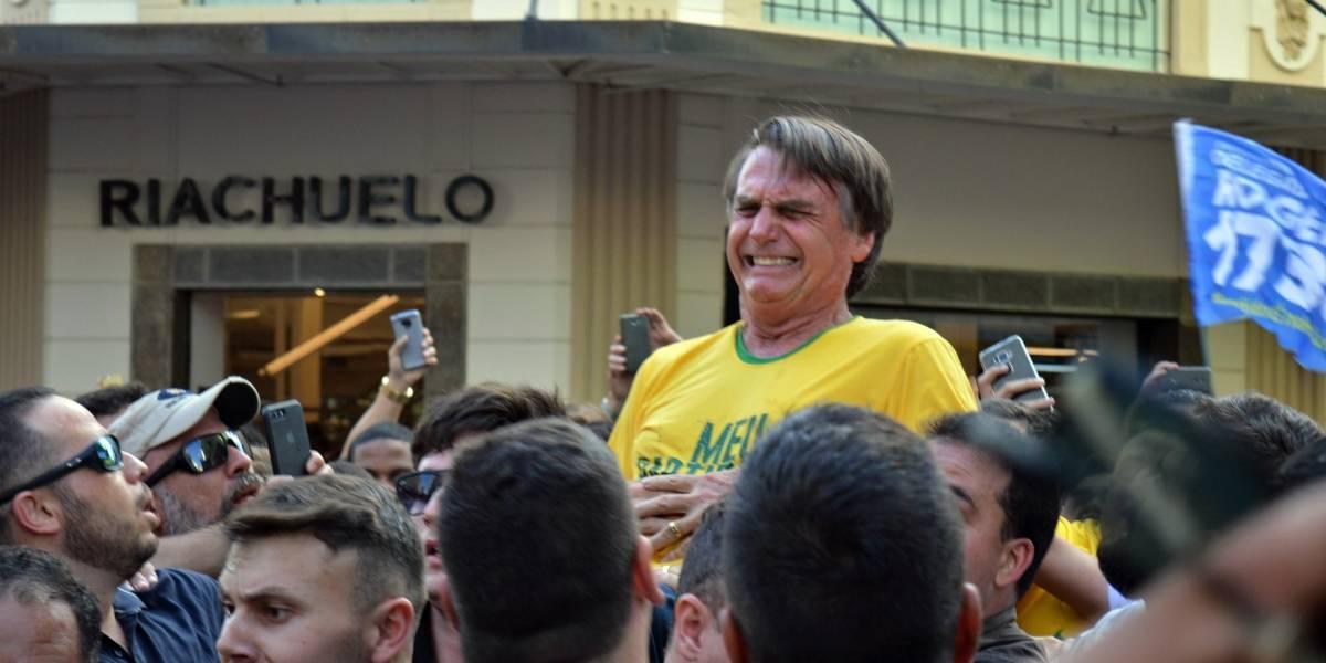 Bolsonaro e Moro reunem-se com delegado para continuar investigações do atentado à faca