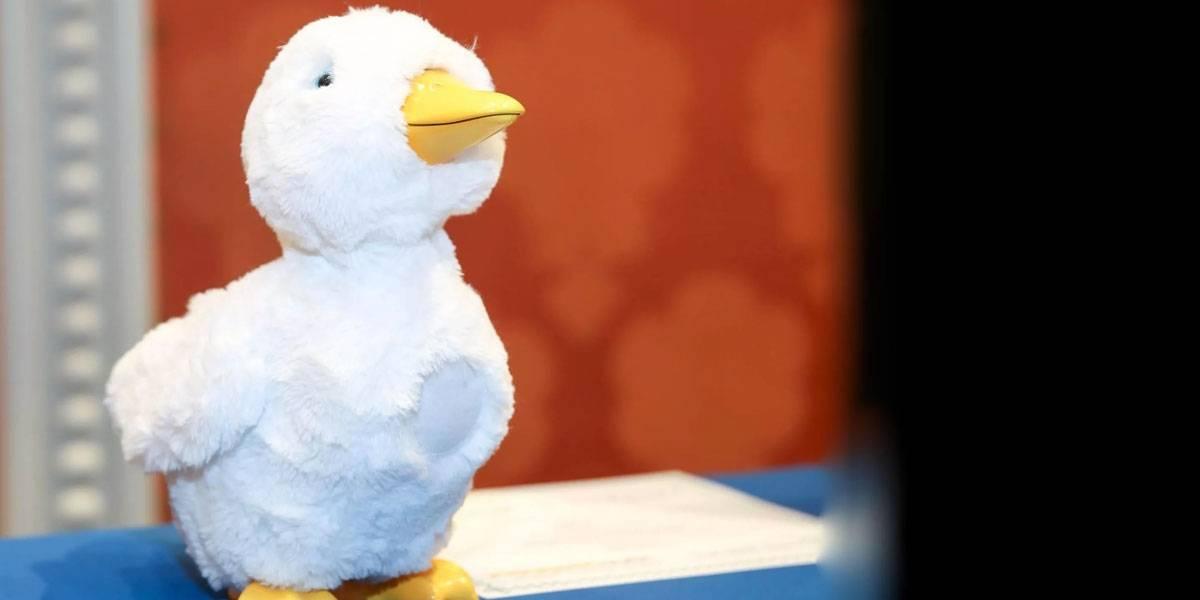 My Special Aflac es un pato robot que brinda terapia a niños con cáncer