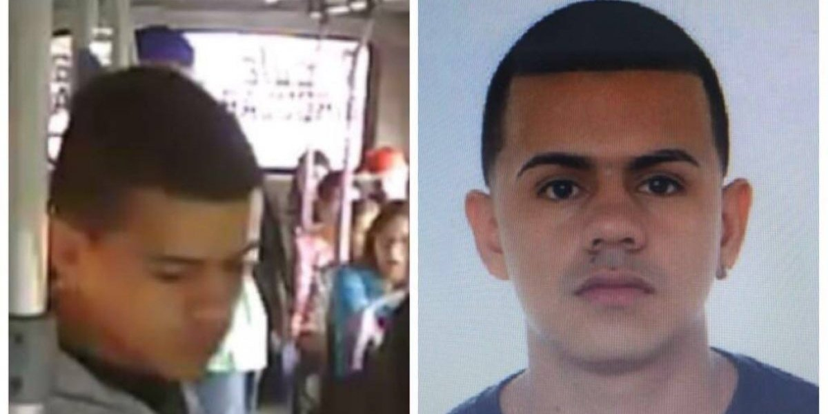 Cae alias Chinga, uno de los famosos ladrones de buses en Medellín