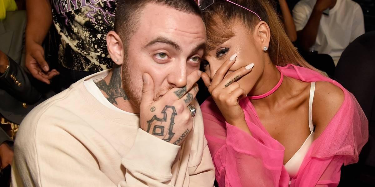 """""""Estoy tan molesta, estoy tan triste"""": Las primeras palabras de Ariana Grande luego de la muerte de su ex novio, Mac Miller"""