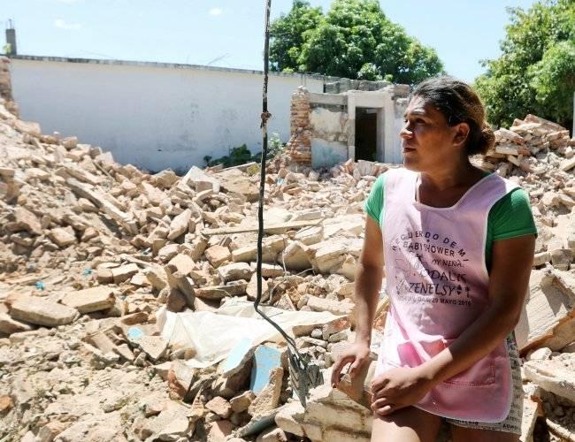 El sismo del 7 de septiembre del 2017, dejó como aprendizaje la necesidad de revisar los protocolos de coordinación interinstitucional para responder mejor ante catástrofes naturales de gran envergadura, sostuvo el coordinador estatal de Protección Civil de Oaxaca, Heliodoro Díaz Escárraga Foto: Notimex
