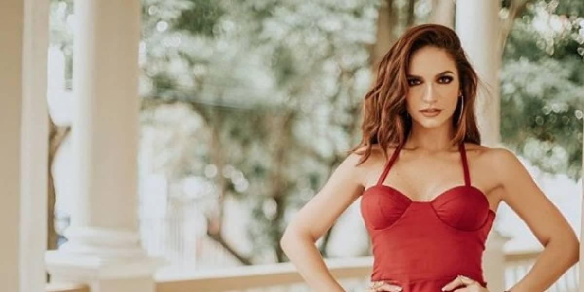 """Sensual baile de la nueva """"Diabla"""" de """"Sin Senos sí Hay Paraíso"""""""