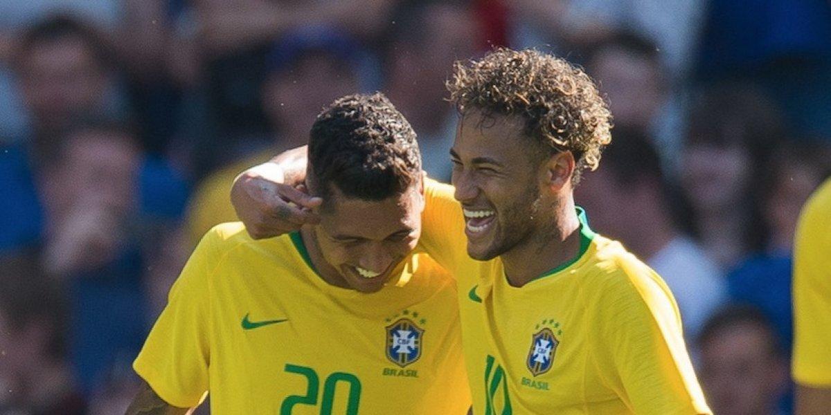 Neymar se estrena como capitán absoluto en Brasil, frente a Estados Unidos