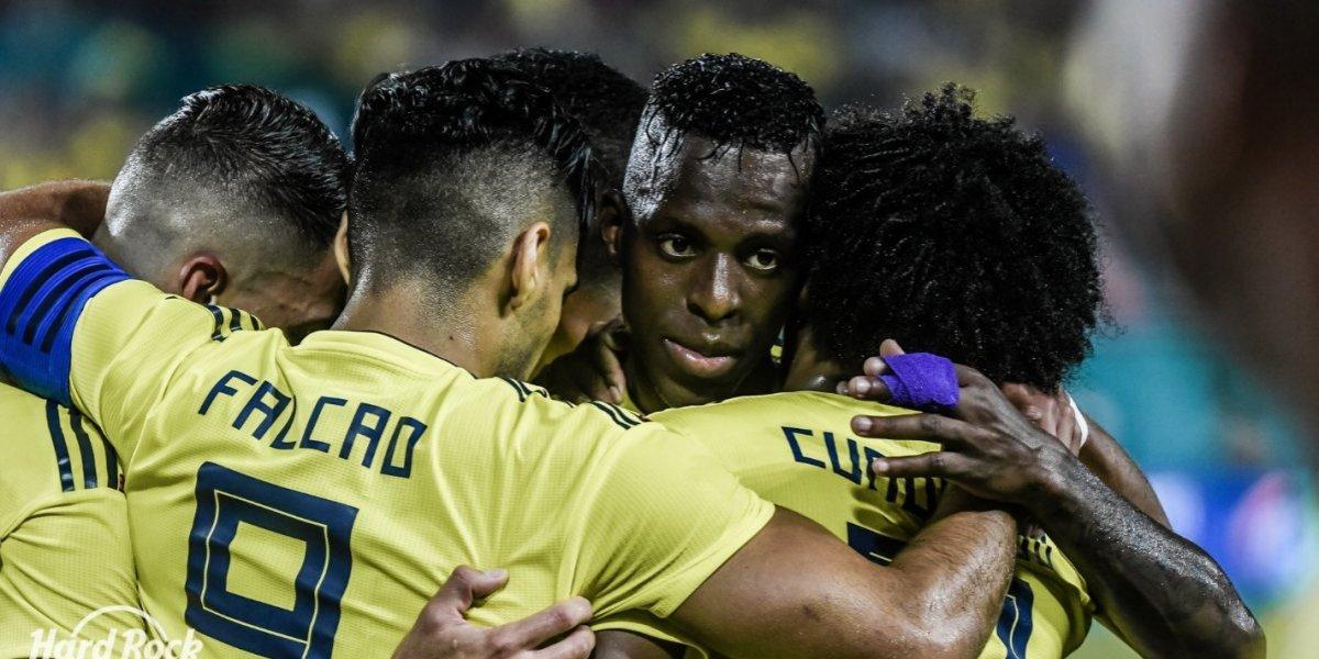 ¡Los Reyes somos nosotros! Colombia, con nuevo DT, le ganó bien a Venezuela