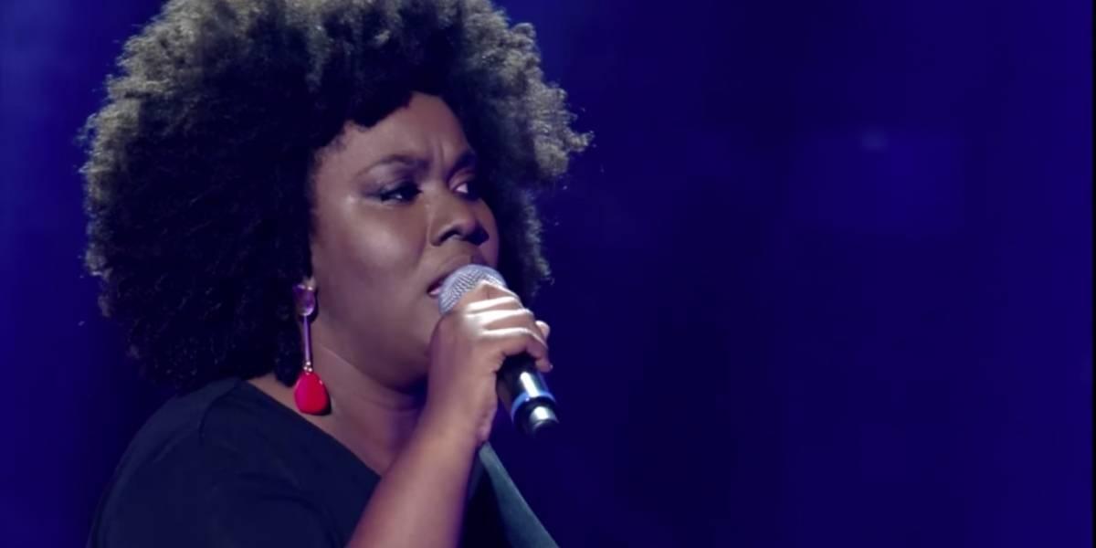 The Voice: cantora erra música de Lulu e pede desculpas