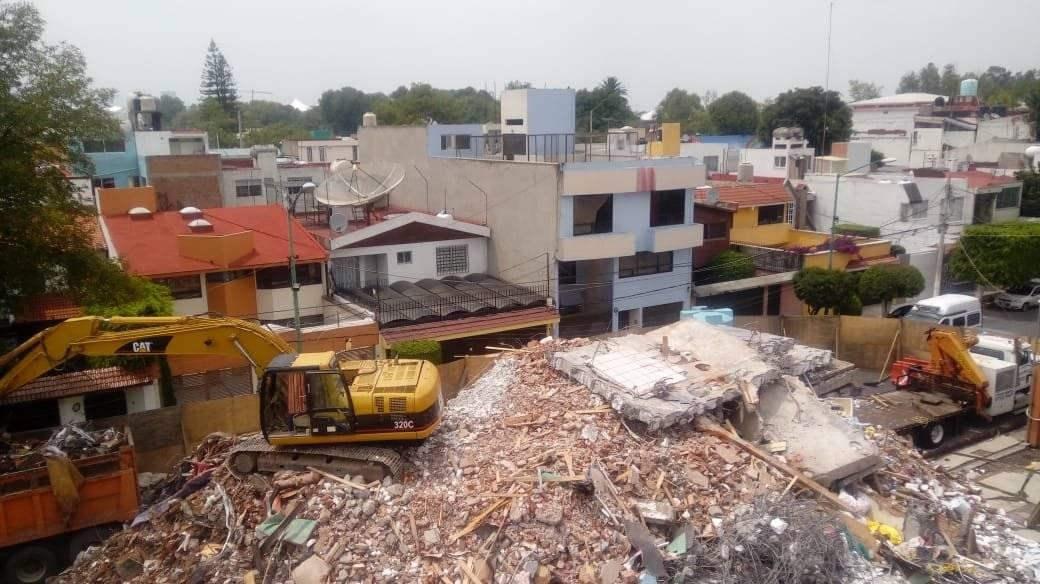 El Colegio Rébsamen no volverá a operar como escuela. Foto: Cortesía