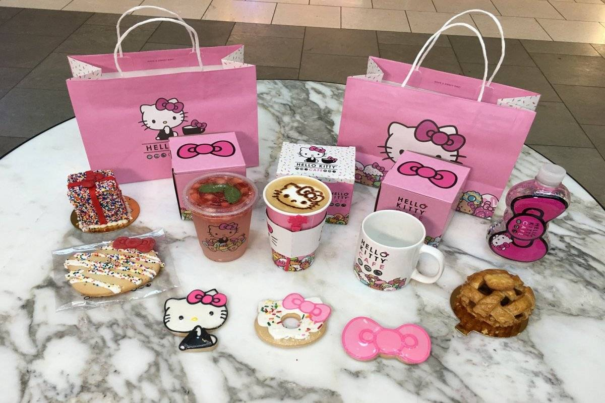 Expo Hello Kitty