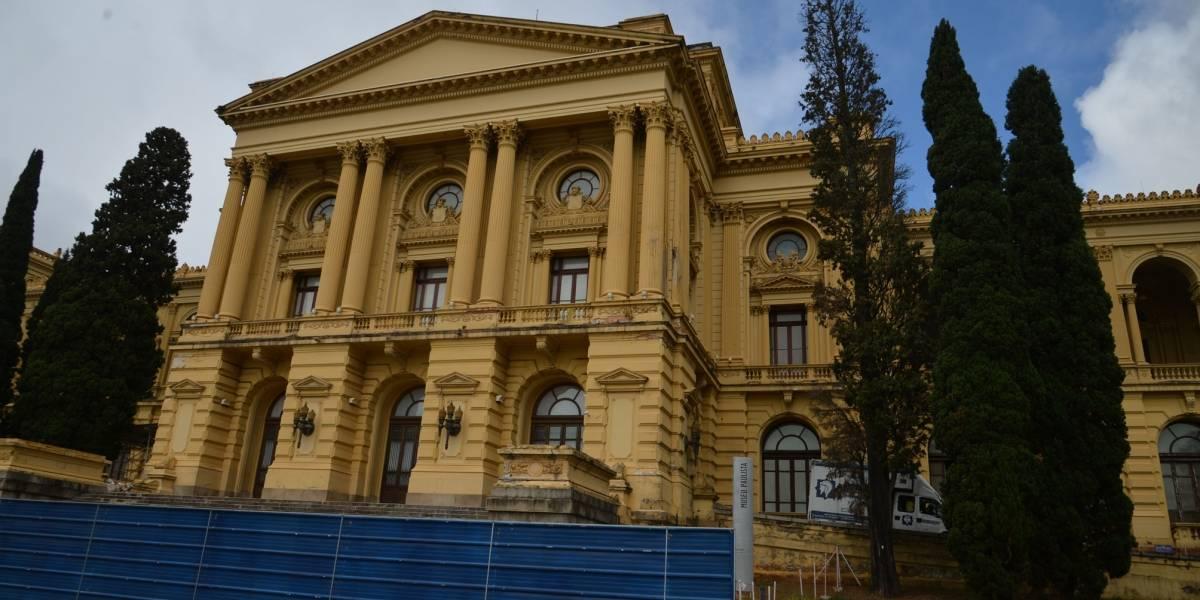 Museu do Ipiranga vai digitalizar acervo para preservar memória das obras