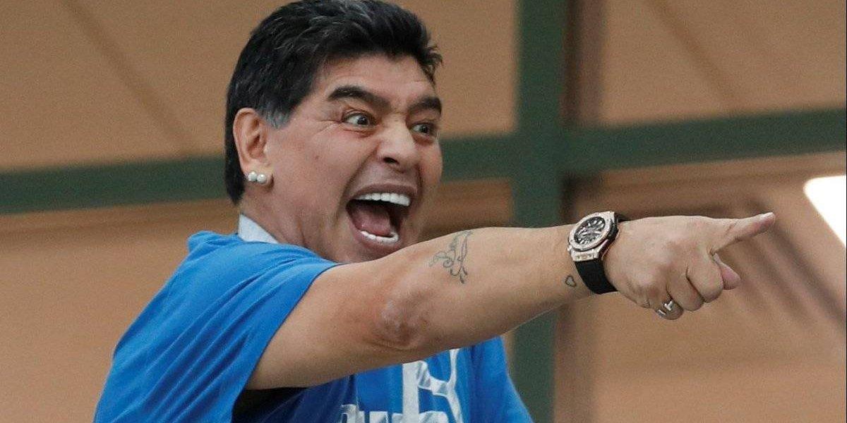 El misterio sin resolver de Maradona: ¿Dejó botado al Dynamo Brest para irse a dirigir a México?