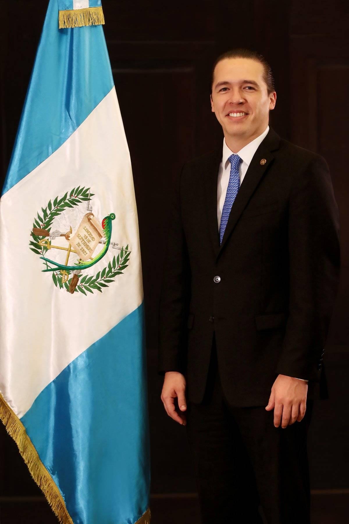 Diputado Felipe Alejos. Foto: Congreso