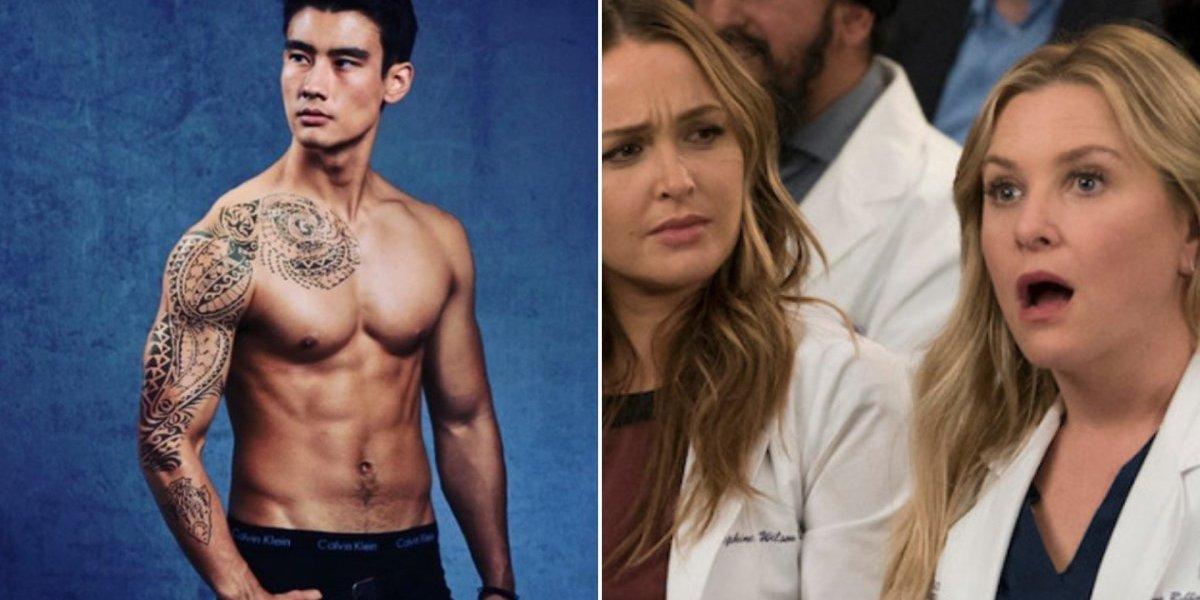 Grey's Anatomy: Conheça Alex Landi, que entra na 15ª temporada e fará o primeiro cirurgião gay da série