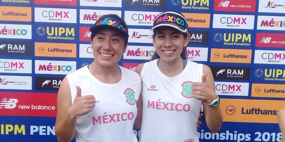 Mexicanas, en octava posición del Mundial de Pentatlón Moderno
