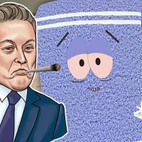 NASA prohíbe a Elon Musk fumar marihuana en público