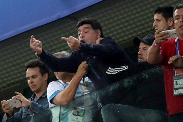 El Diego será técnico en Culiacán / imagen: Getty Images
