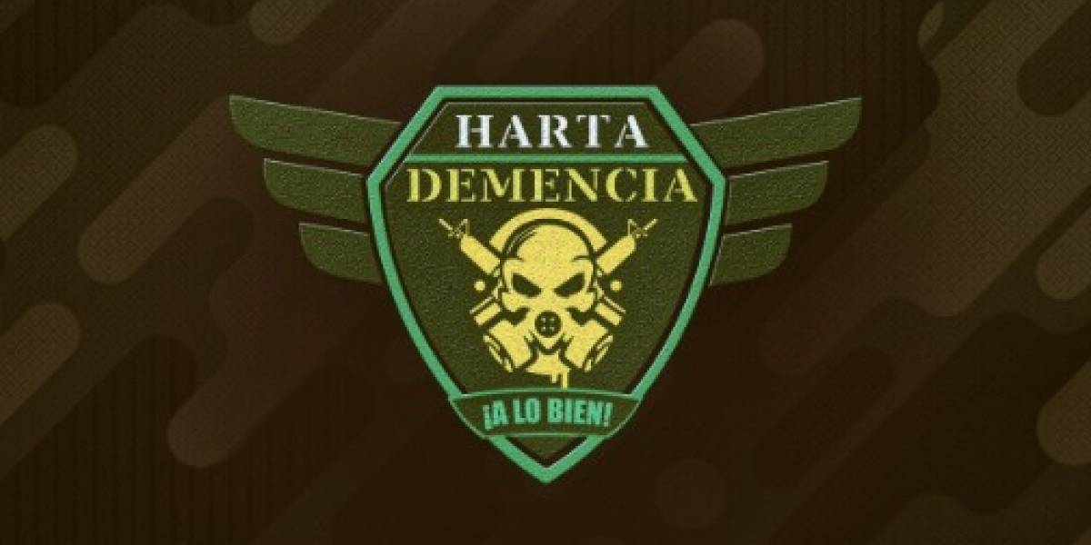 Harta demencia, es tendencia en redes sociales y ya tiene canción