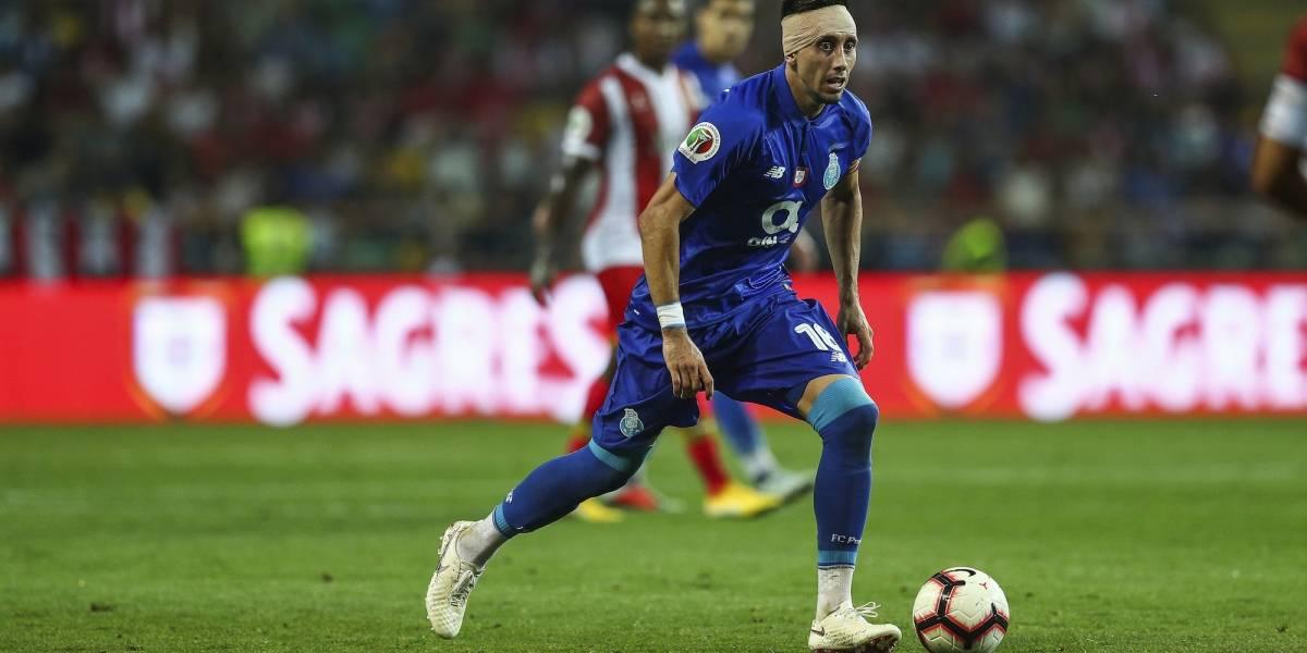 Tottenham quiere al mexicano Héctor Herrera