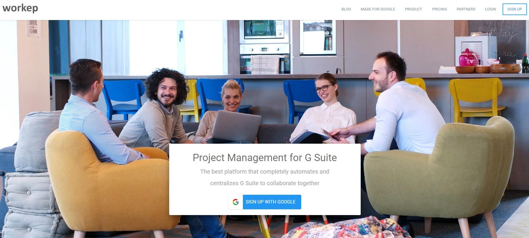 Startups Workep
