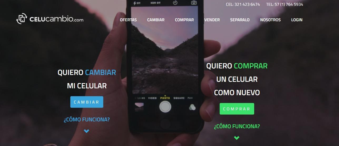 startups Celucambio.com
