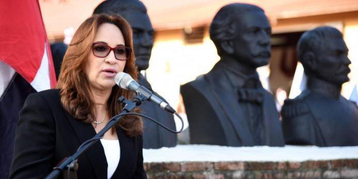 Aura Toribio es designada como la nueva directora de Pasaportes