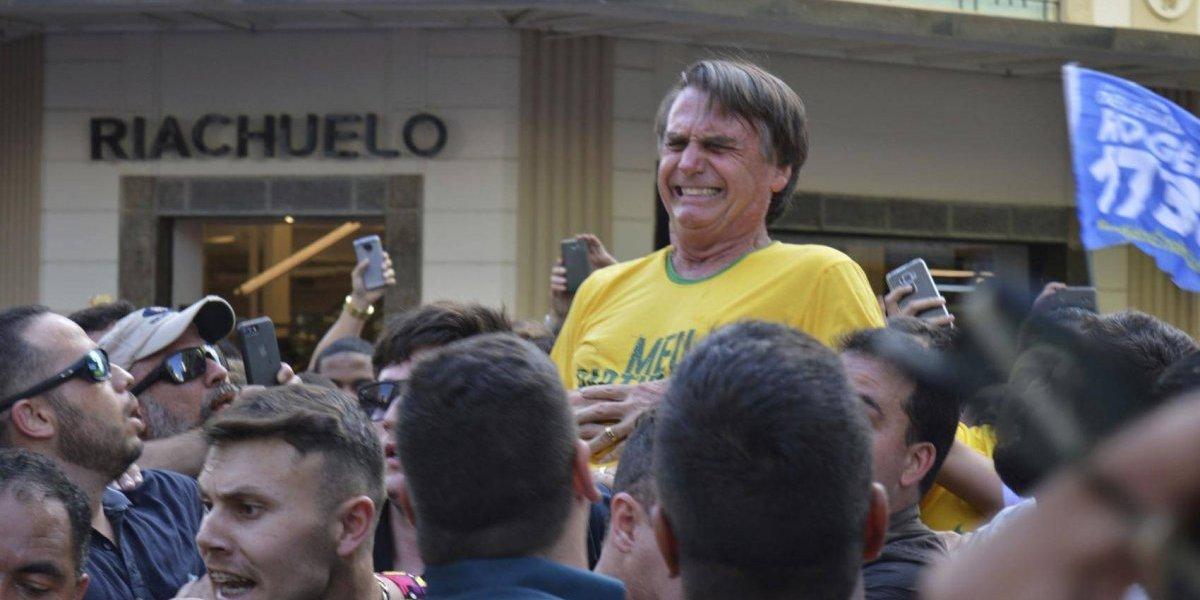 Brasil: la escalofriante frase que pronunció el agresor de Jair Bolsonaro antes de apuñalarlo