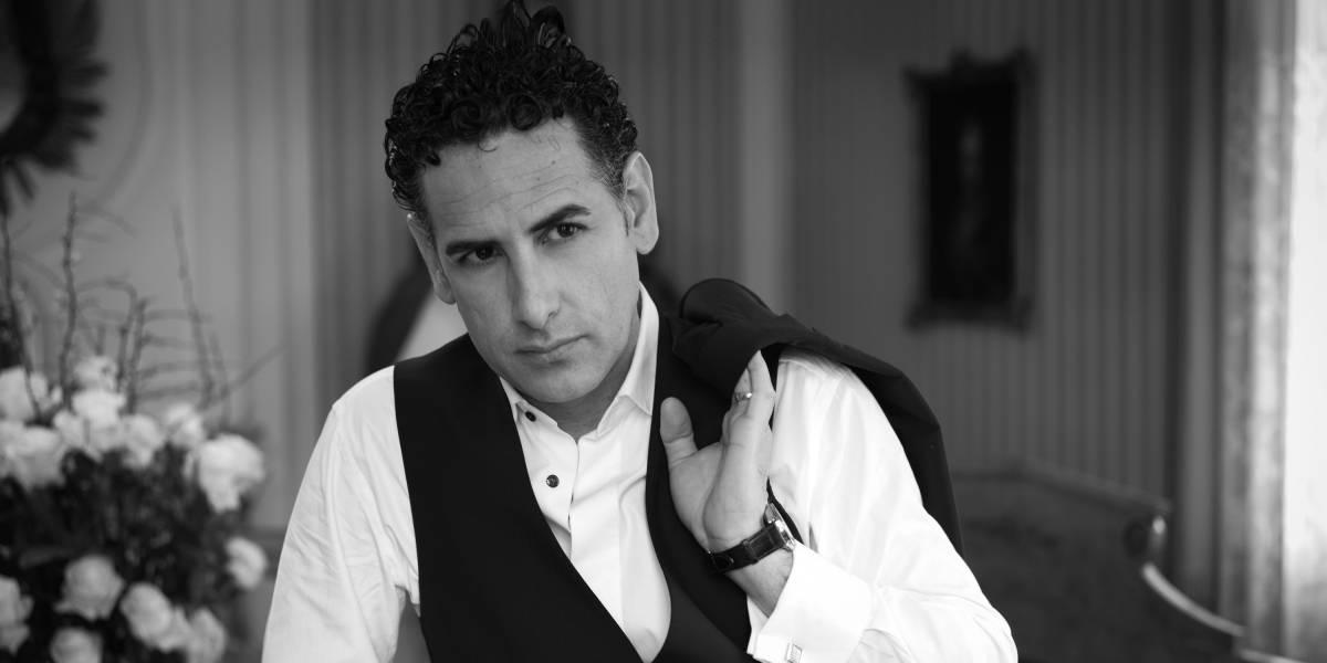 Tenor Juan Diego Flórez dará concierto gratuito en Movistar Arena