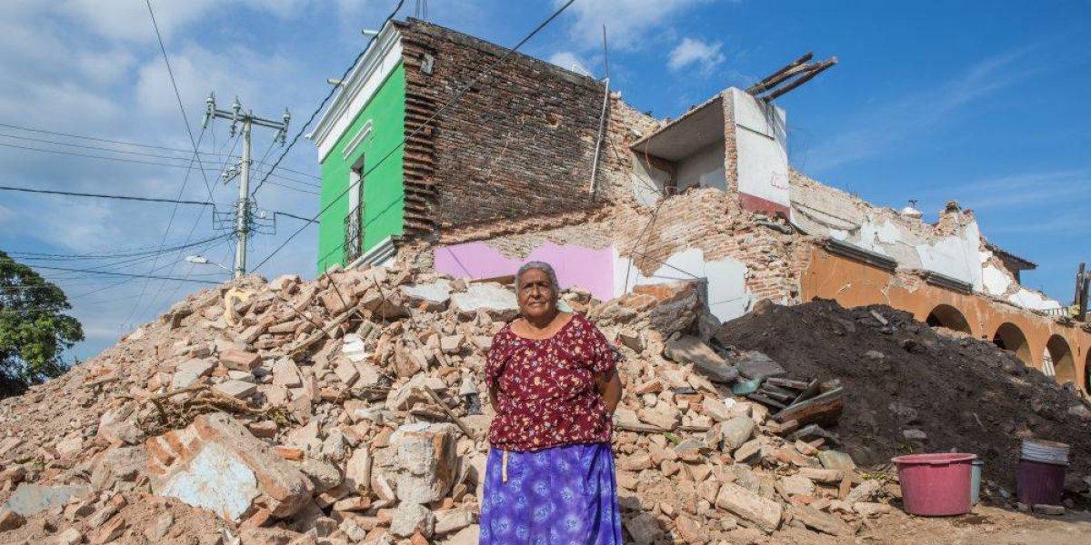 Reconstrucción en Oaxaca y Chiapas al 80%: Robles