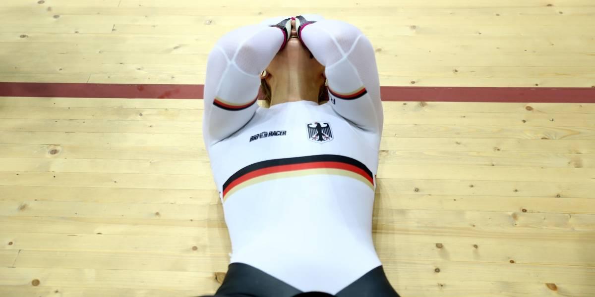 FOTOS: Bicampeona olímpica sufre accidente y quedará parapléjica