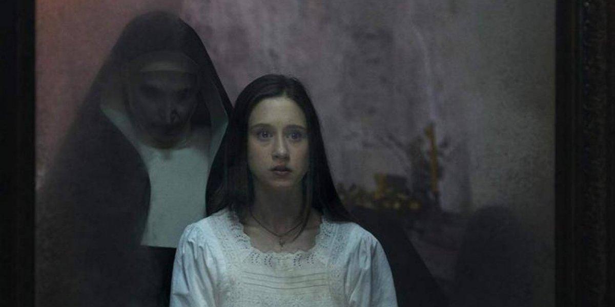 Persona provoca que detengan la función de La Monja en cine de Villa Nueva
