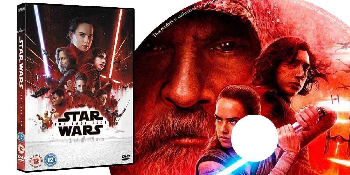 The Last Jedi es el Blu-Ray más vendido en lo que va de 2018