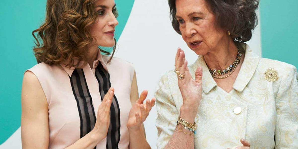 ¡Se le agotó la paciencia! La venganza de Doña Sofía contra la reina Letizia que la ha hecho enfurecer