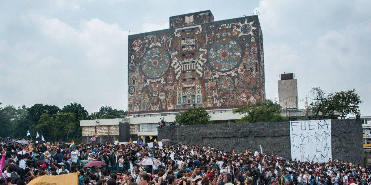 Pide UNAM apoyo para recabar pruebas de agresiones en CU