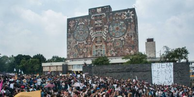 Pide UNAM apoyo para recabar pruebas sobre agresiones en CU
