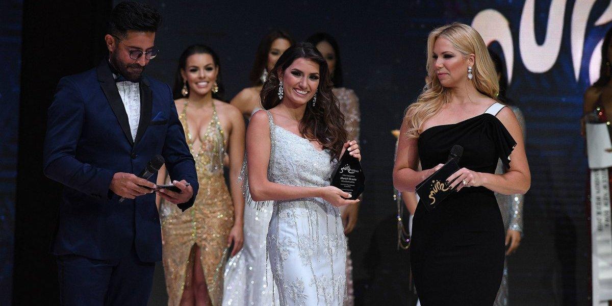 Estas candidatas ganaron los premios de Miss Universe Puerto Rico 2018