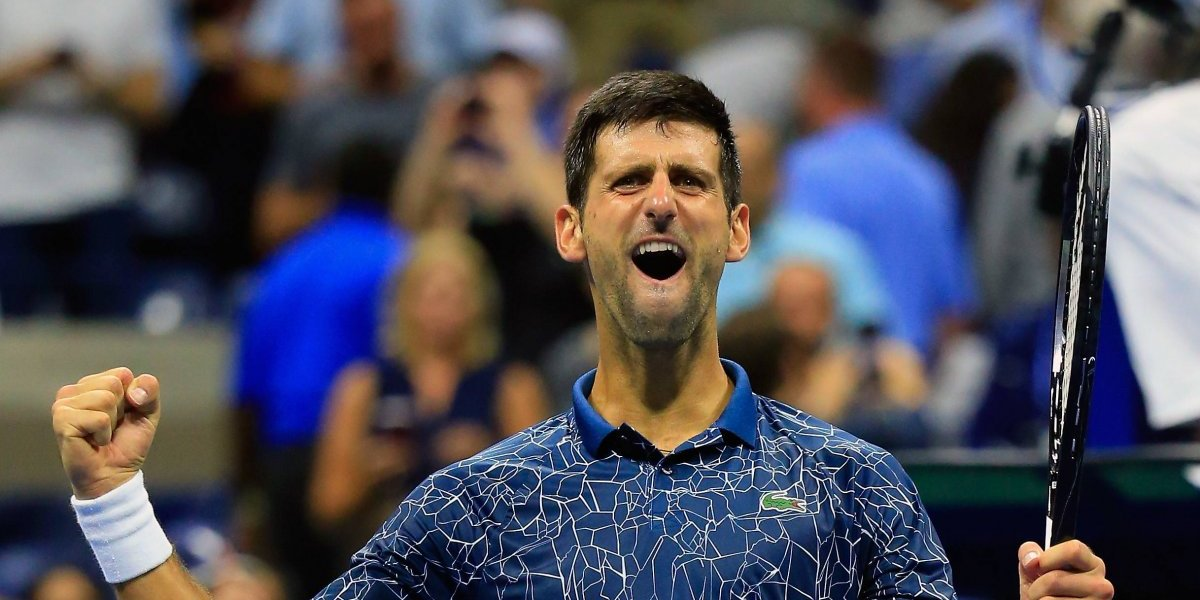 Djokovic venció a Nishikori y enfrentará a Del Potro en la final del US Open
