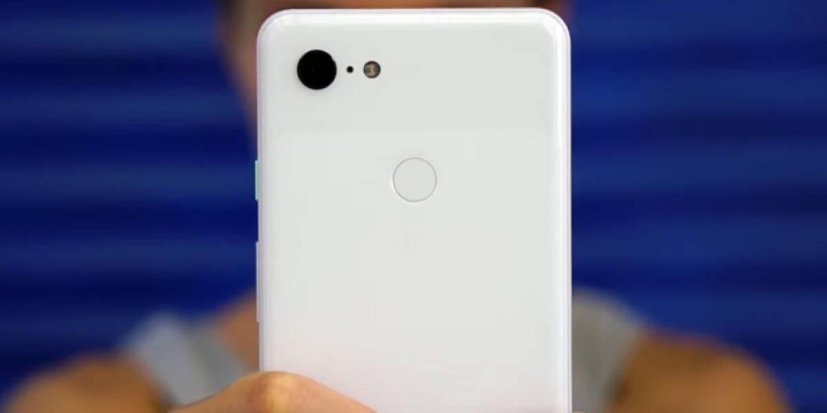 Teoría conspirativa: Google nos está trolleando con el Pixel 3 XL
