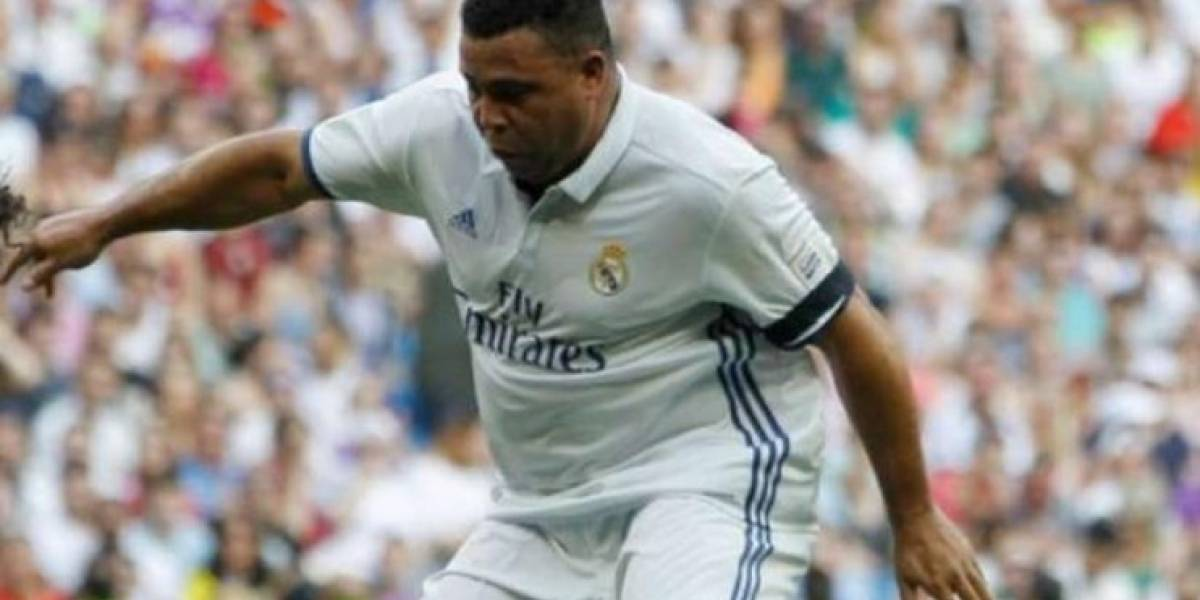 VIDEO: Jugador del Madrid indignó al mundo diciendo, 'Ronaldo el gordo'