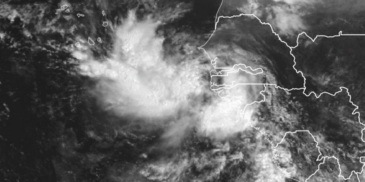 Onda tropical en el Atlántico podría convertirse en la tormenta Helene