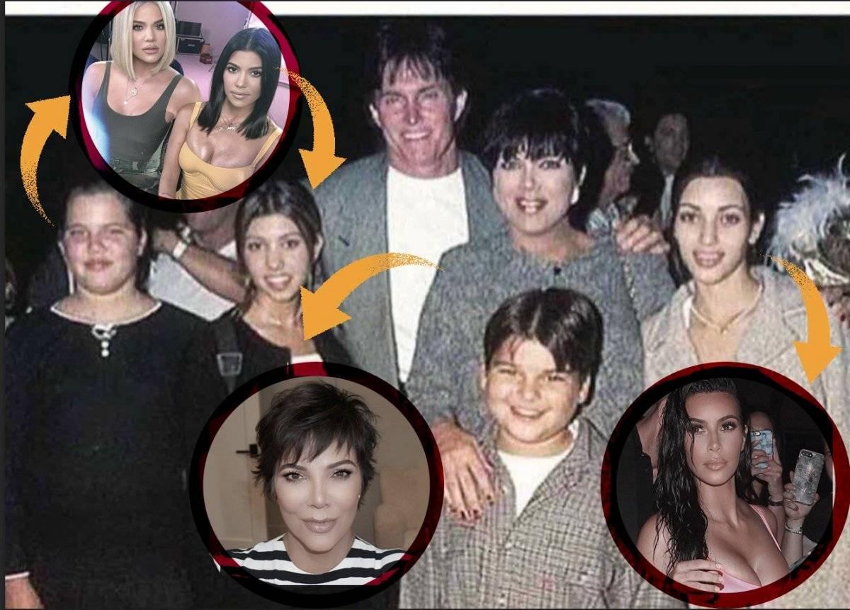 Familia Kardashian