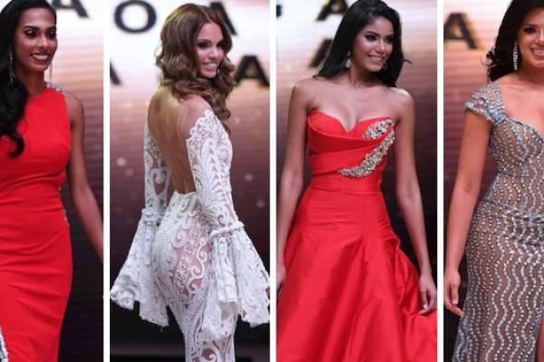 Miss Bayamón, Miss Toa Baja, Miss Vega Baja y Miss Trujillo Alto
