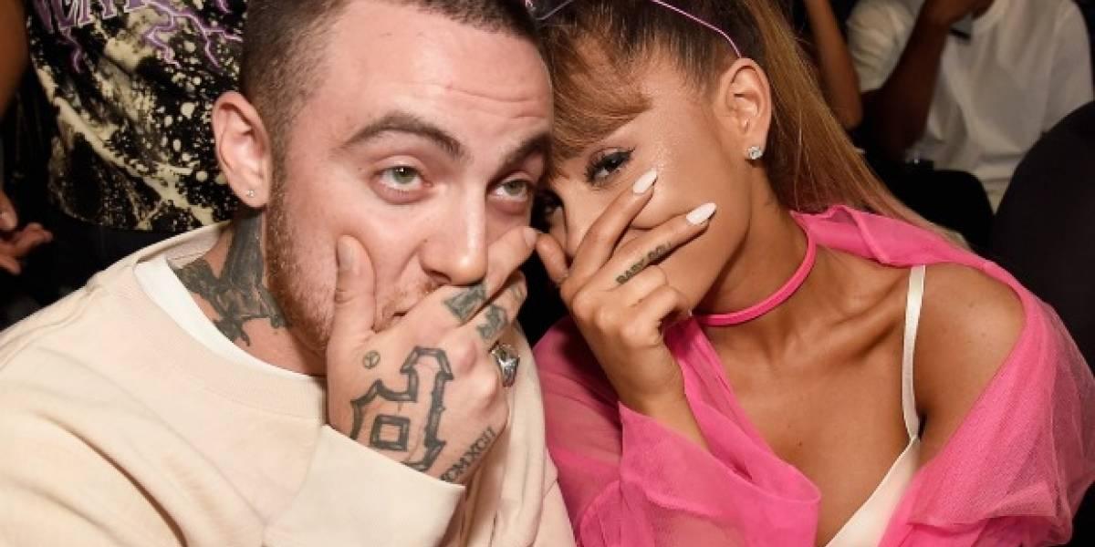 Mac Miller, ex de Ariana Grande, fue encontrado muerto por aparente sobredosis