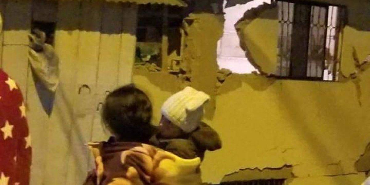 Sismo de 6.2 sacude a Ecuador