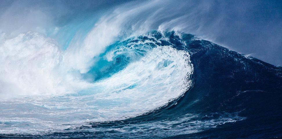 El cambio climático podría causar la extinción por medio de mega tsunamis