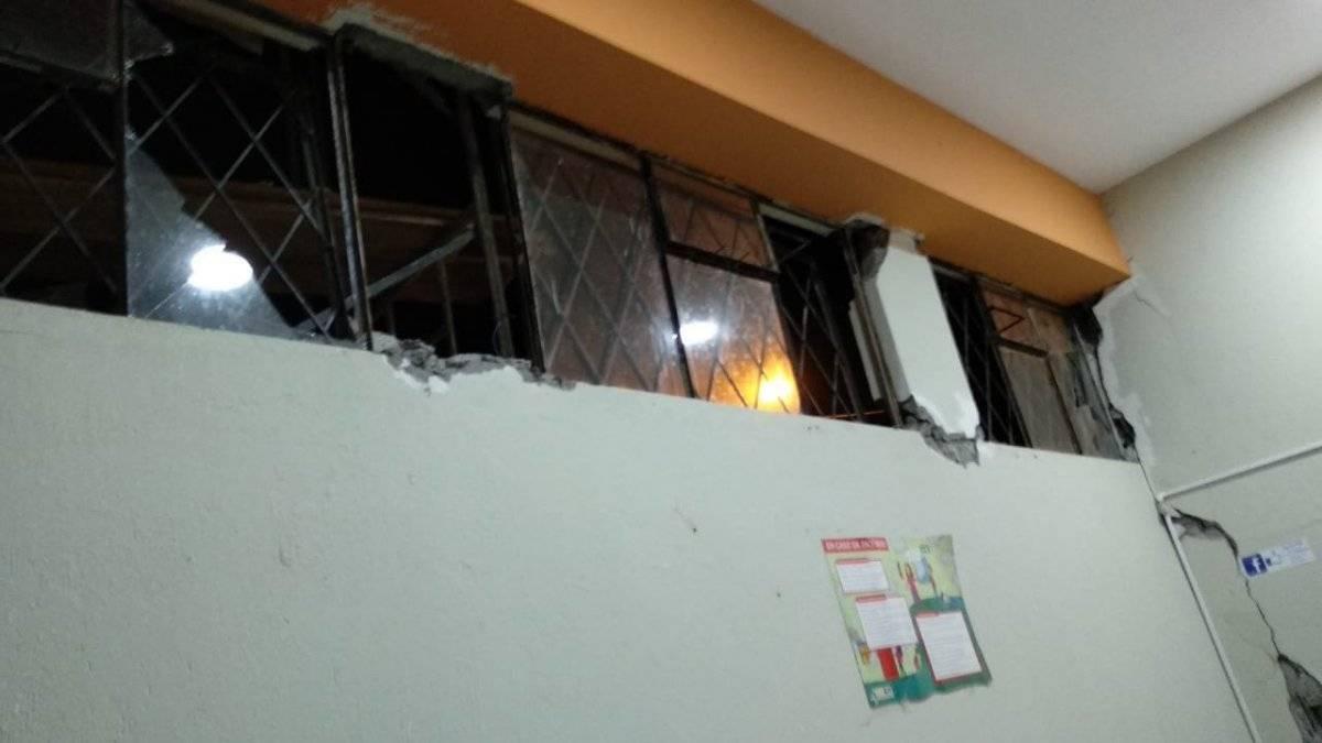 Sismo: Se suspenden las clases en todos los centros educativos de Chimborazo Cortesía
