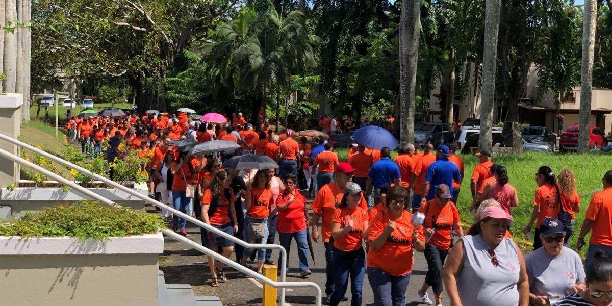 Heend repudia descuentos de salario a trabajadores por paros estudiantiles